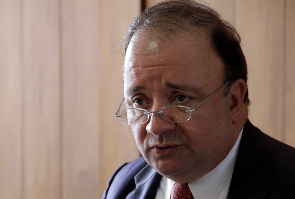 El ministro de Defensa, Luis Carlos Villegas. EFE/Archivo.