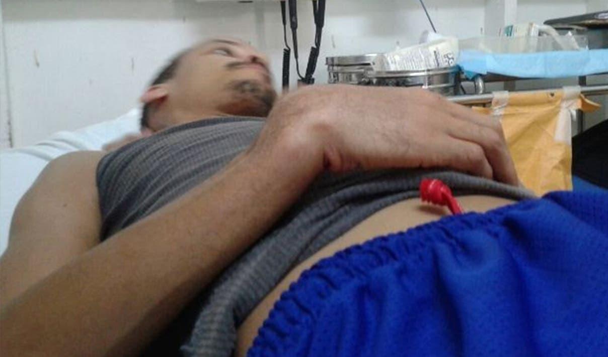 Unidad 9-1-1 abandonó paciente con fractura