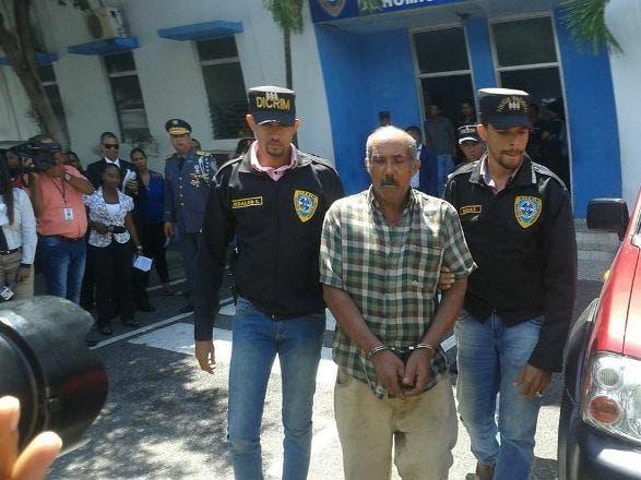 Policía apresa hombre de 74 años por muerte de menor en Capotillo