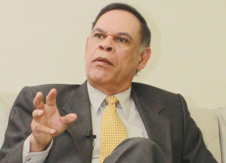 Cristóbal Valdez:  'Planificación es materia pendiente'
