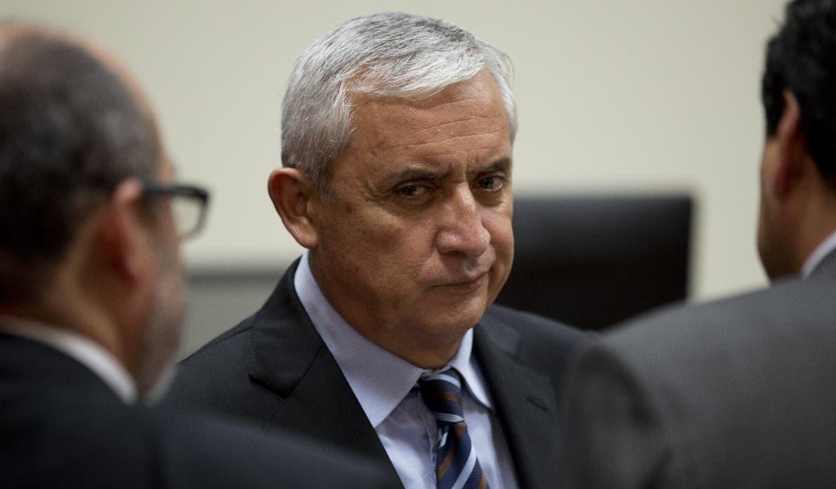 Guatemala: confiscan casa de campo de expresidente Otto Pérez Molina