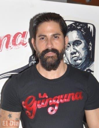 """Panky Saviñón actuará como Martín el Gago en la película """"La gunguna"""", a estrenarse en julio de 2015. Alegría/José Andrés de los Santos"""