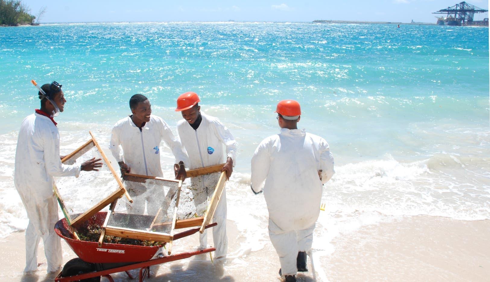 El Día Mundial de la  Limpieza de Playas