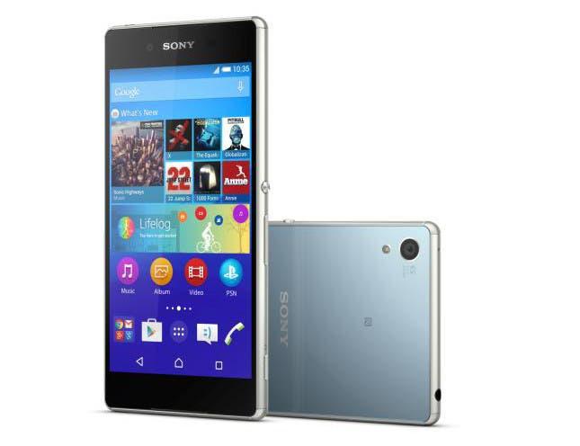 Los móviles de Sony, Huawei y Acer abren boca en feria IFA