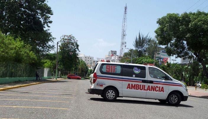 Montalvo dice sancionarán equipo del 911 desmontó de ambulancia empleado de El Día sufrió accidente
