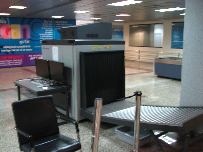 Máquinas de Rayos X del AILA están fuera de servicio por más de dos meses