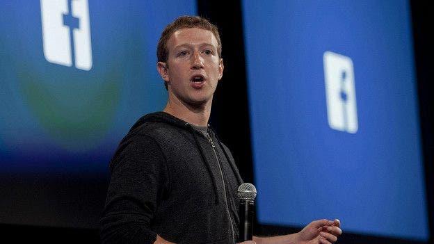 Mientras duró el apagón, la empresa de Mark Zuckerberg cayó un 4% en Bolsa.