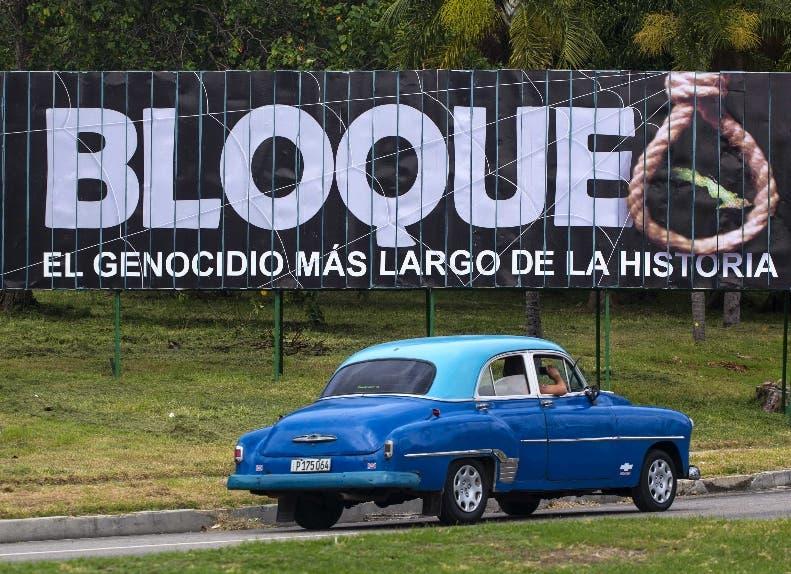 El bloqueo económico contra Cuba ha causado daños cuantiosos a la economía de la isla desde 1960.