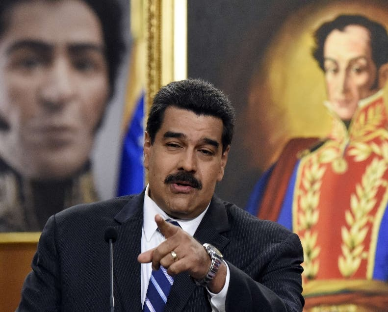 VENEZUELA-ECONOMY-MADURO