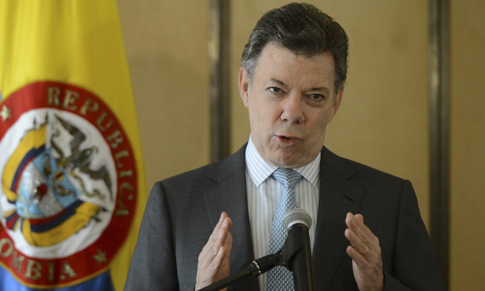 Santos dice 2016 será año difícil para economía colombiana