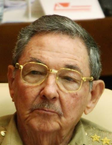 CUBA-PARLIAMENT-CASTRO