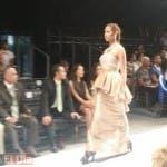 La demostración del talento de los integrantes del Colectivo de Diseño de Modas de la UASD sorprendieron a todos los invitados de Dominicana Moda 2015.