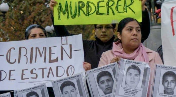 La CIDH seguirá investigando la desaparición de 43 jóvenes mexicanos en 2014