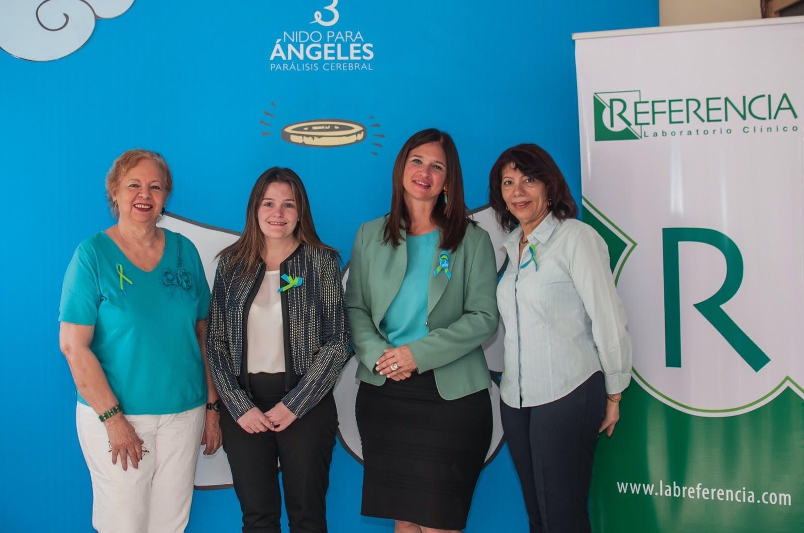 Foto 3 - Carmen López, Priscilla Kelly, Mónika Despradel y Olga Garcí