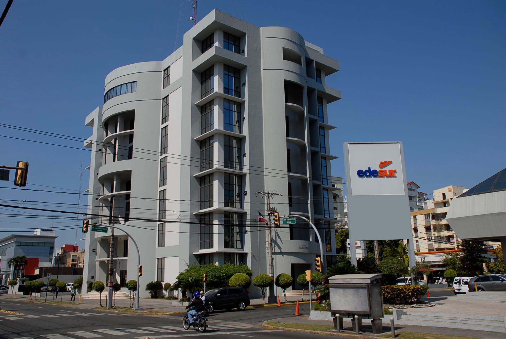 Foto edificio Edesur