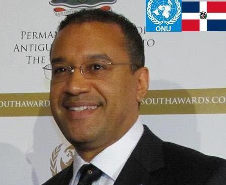 Francis Lorenzo está acusado junto a otros diplomáticos de la ONU de aceptar sobornos de más de un millón de dólares a cambio de influir desde su cargo en favor de empresarios chinos. Foto de archivo.