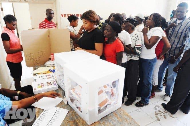 La OEA saluda el establecimiento de fecha para celebrar elecciones en Haití