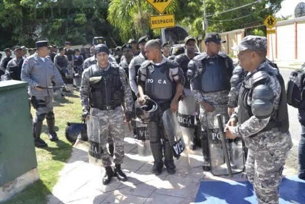 Poder Ciudadano solicita amparo de urgencia contra la Policía