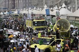 Suben a 138 los egipcios muertos y a 96 desaparecidos en avalancha de La Meca