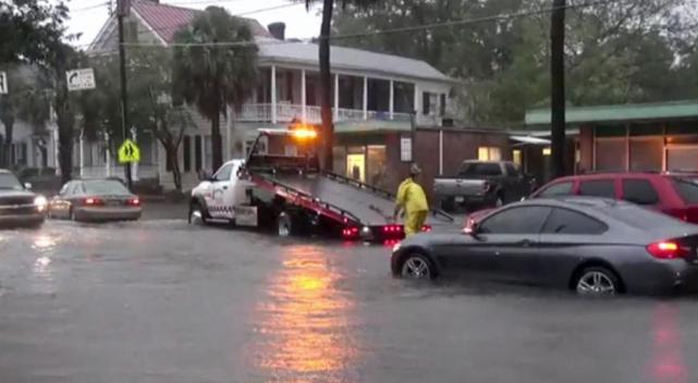 Al menos 11 muertos por las lluvias torrenciales en el Este de EE.UU
