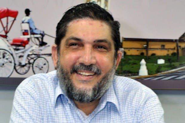 Marcos Martínez  fue acusado por la Vicepresidenta.