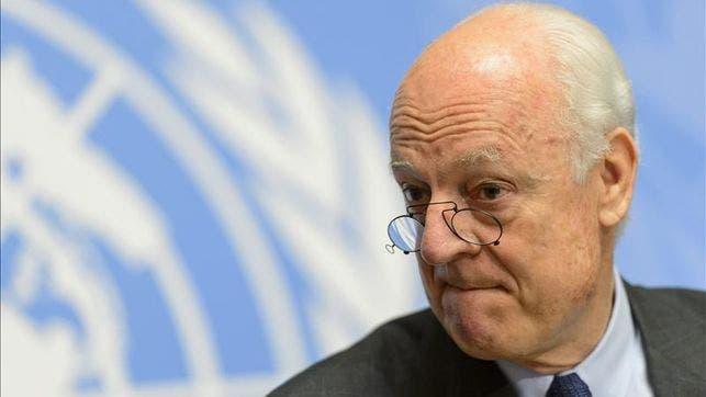 """Oposición siria tacha de """"inaceptable"""" el plan de paz de mediador de la ONU"""