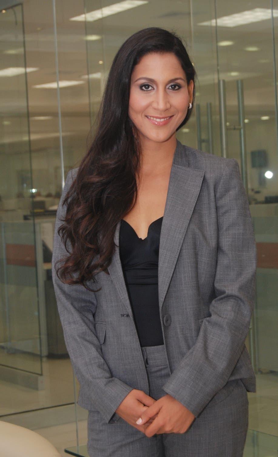 Nathalie Peña-Comas de estreno en Viena