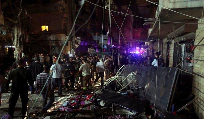 Al menos 43 muertos y 200 heridos en atentado del Estado Islámico contra Hizbulá en Beirut