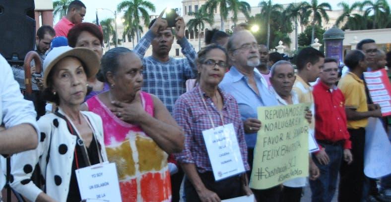 Poder Ciudadano exige procurador recurra sentencia favoreció a Félix Bautista