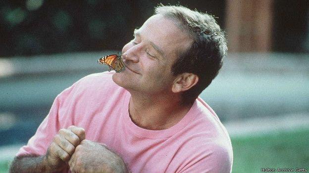 Robin Williams sólo hubiera vivido «tres años más» de no haberse suicidado, segúnviuda