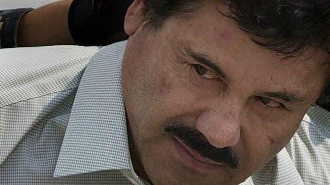 """Joaquín """"El Chapo"""" Guzmán. Foto de archivo."""