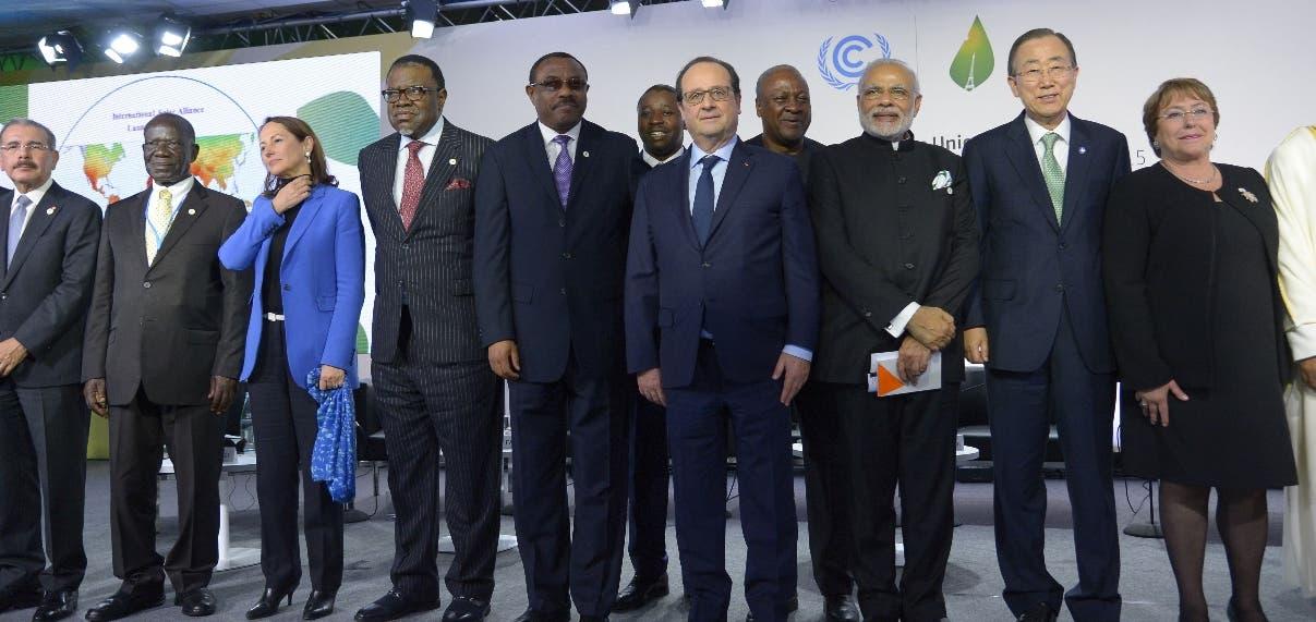 La cumbre de París clama por el planeta
