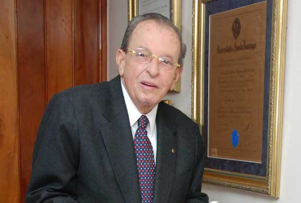Fallece rector de Unicaribe, José Aybar Sánchez