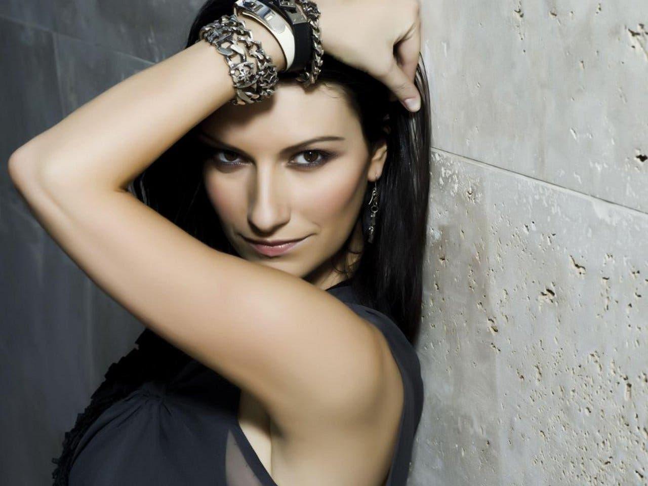 Laura Pausini. Foto de archivo.