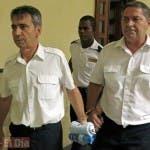 Pascal Jean Fauret Bruno y Armand Víctor Odos escaparon del país el pasado 27 de septiembre de 2015.