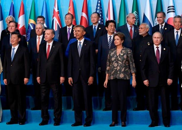 Obama G20 Turkey