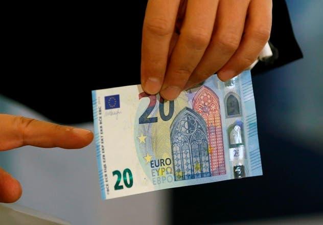 EURO NUEVO BILLETE