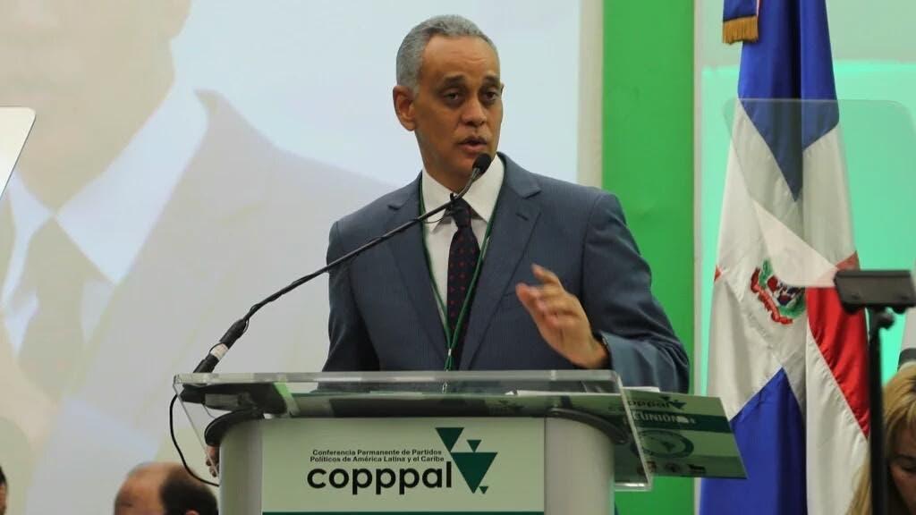 Manolo Pichardo es presidente de la Copppal y hasta hoy miembro del Comité Central del PLD.