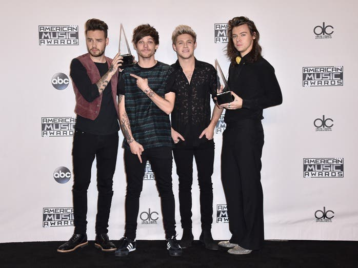 2015 American Music Awards -