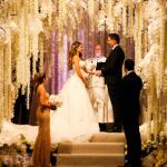 La pareja mantiene una relación desde hace un año y medio y se comprometió el pasado diciembre durante unas vacaciones en Hawaii.