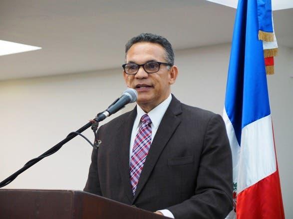 Ventura Camejo dice reforma policial cuenta con apoyo del presidente Danilo Medina