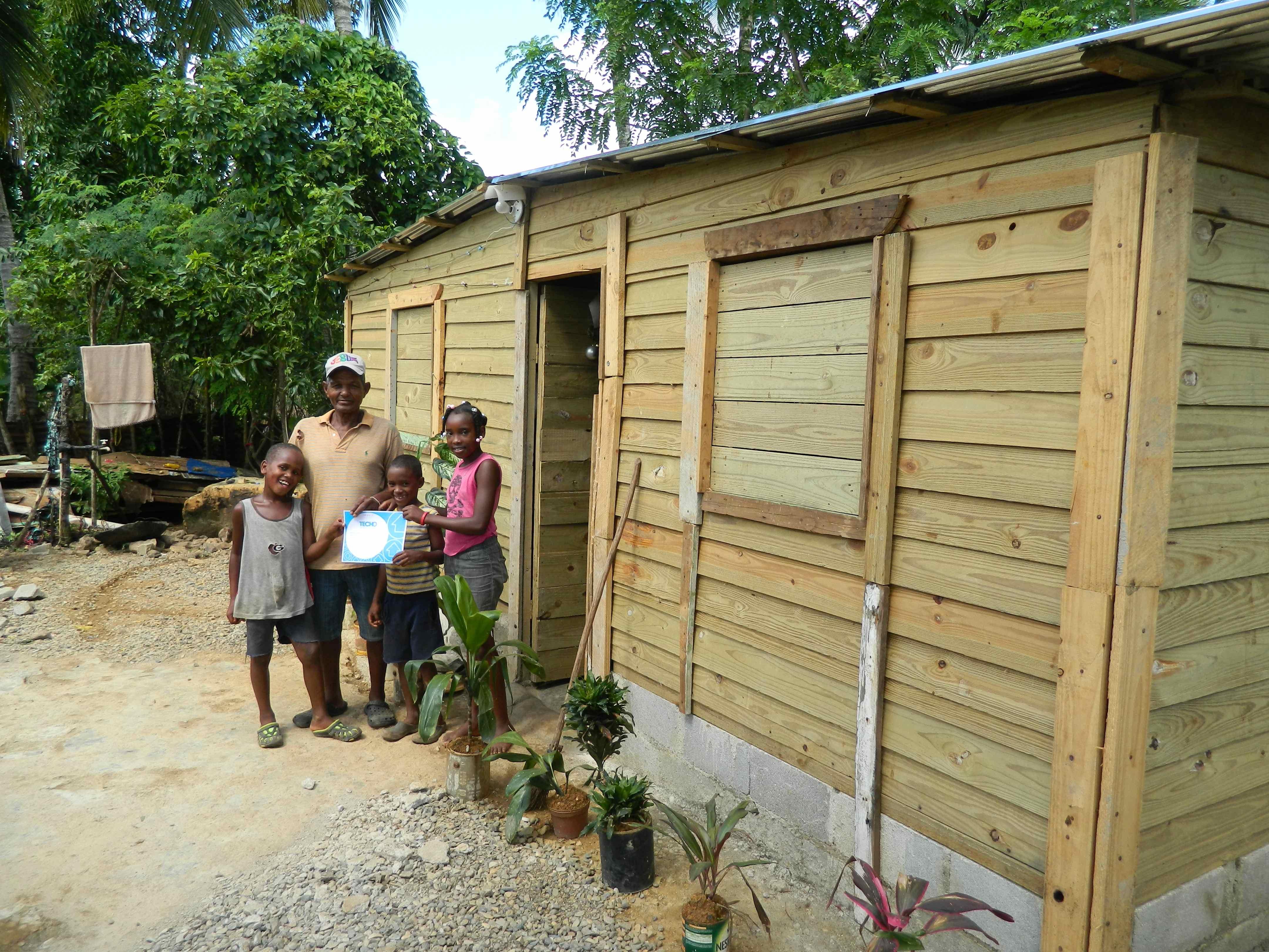 Cemex y Techo inician viviendaspara personas de escasos recursos