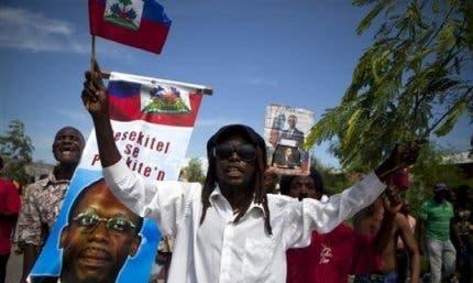 Oposición sigue manifestándose contra resultados electorales en Haití