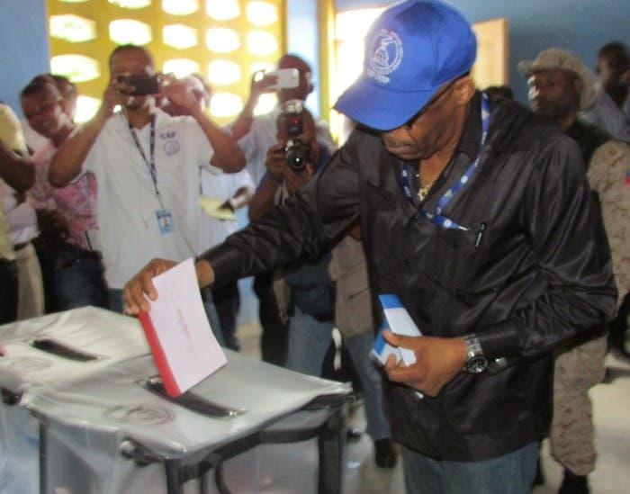 El Consejo Electoral Provisional de Haití dice todo está listo para comicios