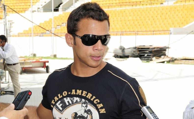 El empresario artístico Saymon Díaz.