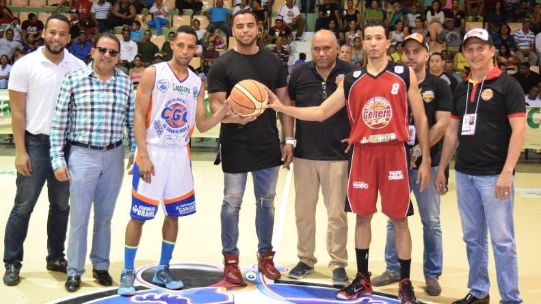 Joel Ramírez y Juan Miguel Suero guian la victoria