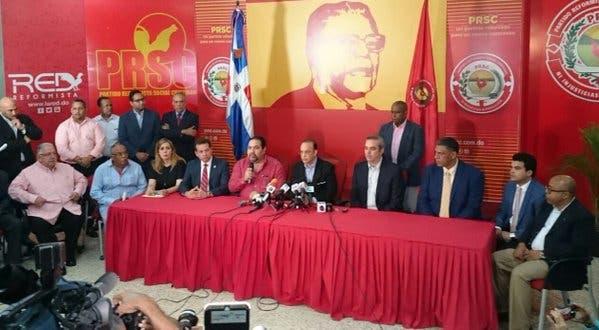 PRSC avanza montaje de acto proclamación Abinader en Santiago