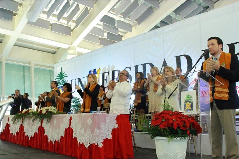 UNICARIBE celebra su XXIX graduación ordinaria