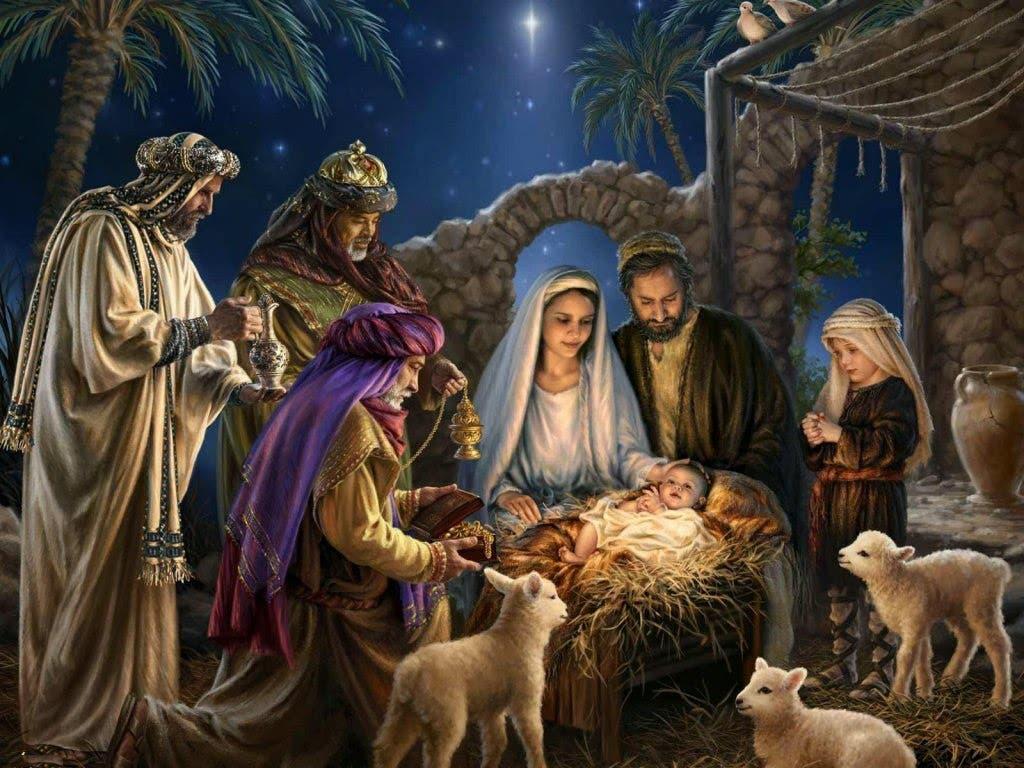 Resultado de imagen de nacimiento de cristo