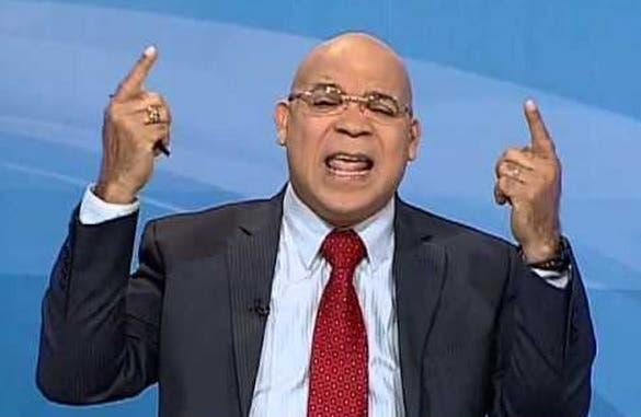 Zapete denuncia Procurador presionó dueño de canal para que sacara programa